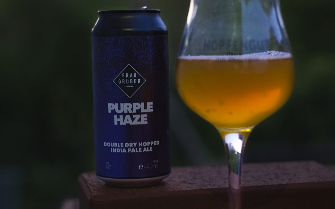 Frau Gruber – Purple Haze